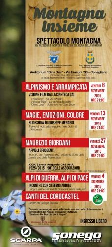 Montagna 2015